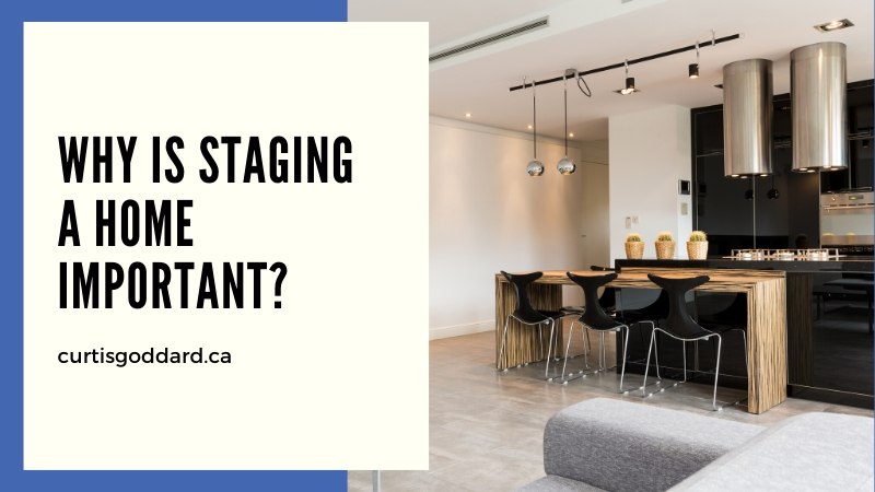 Why is Staging a Home Important?