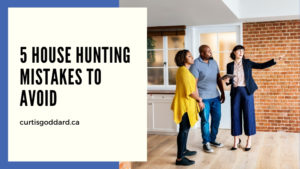 5 House Hunting Mistakes to Avoid
