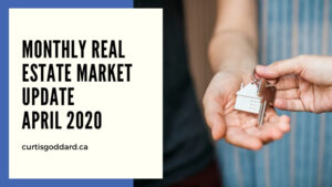 Monthly Real Estate Update April 2020