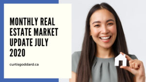 Monthly Real Estate Market Update July 2020