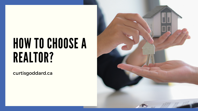 What should I look for when choosing a REALTOR®?